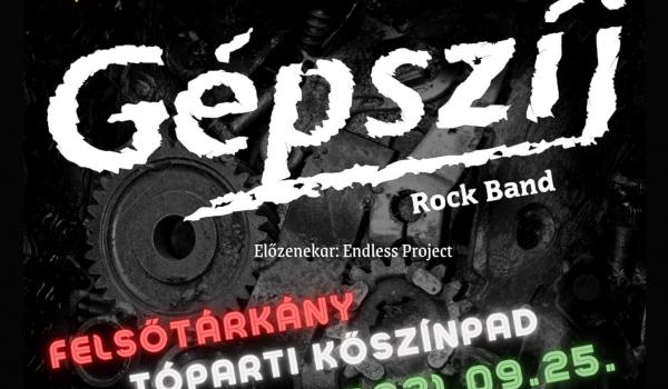 Gépszíj Rock Band